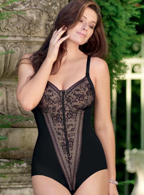 Корректирующие грации  утягивающее белье для живота и бедер, женщин с  большой грудью в официальном интернет-магазине Anita 7a908bb789c
